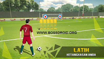 Download Soccer Star 2017 Mod Apk (World Legend) Versi Terbaru untuk Android