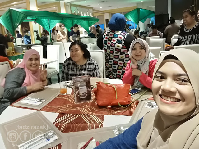 Buffet Ramadhan 2017 Imperial Chakri Palace