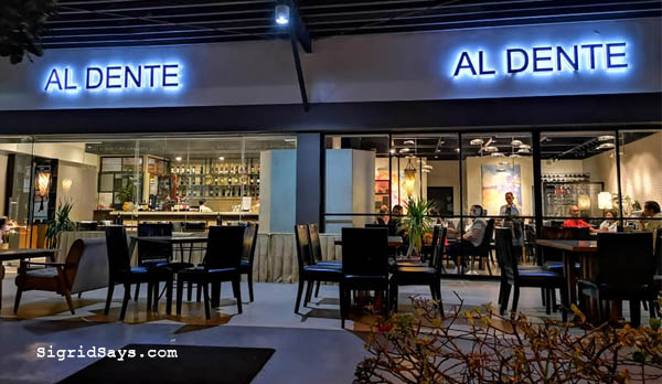 Al Dente Ristorante Italiano - Iloilo restaurant - back ribs - Bacolod blogger - new location