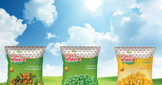 A'Saffa Foods' Khayrat frozen vegetable range provide a variety of options