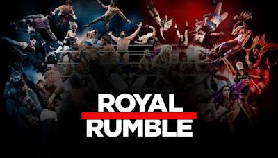 WWE Royal Rumble 2019 PPV WEBRip 480p 1Gb x264