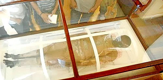 Mumia Kherima - Museu Nacional RJ