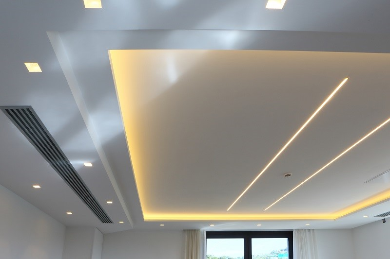Barrisol Ceilings