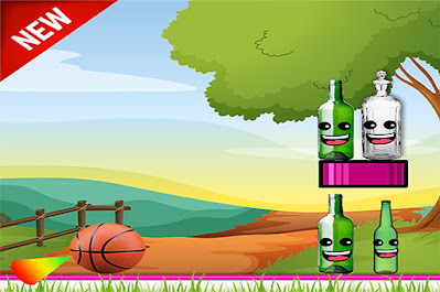 Gioca a BOTTLE SHOOTING GAME