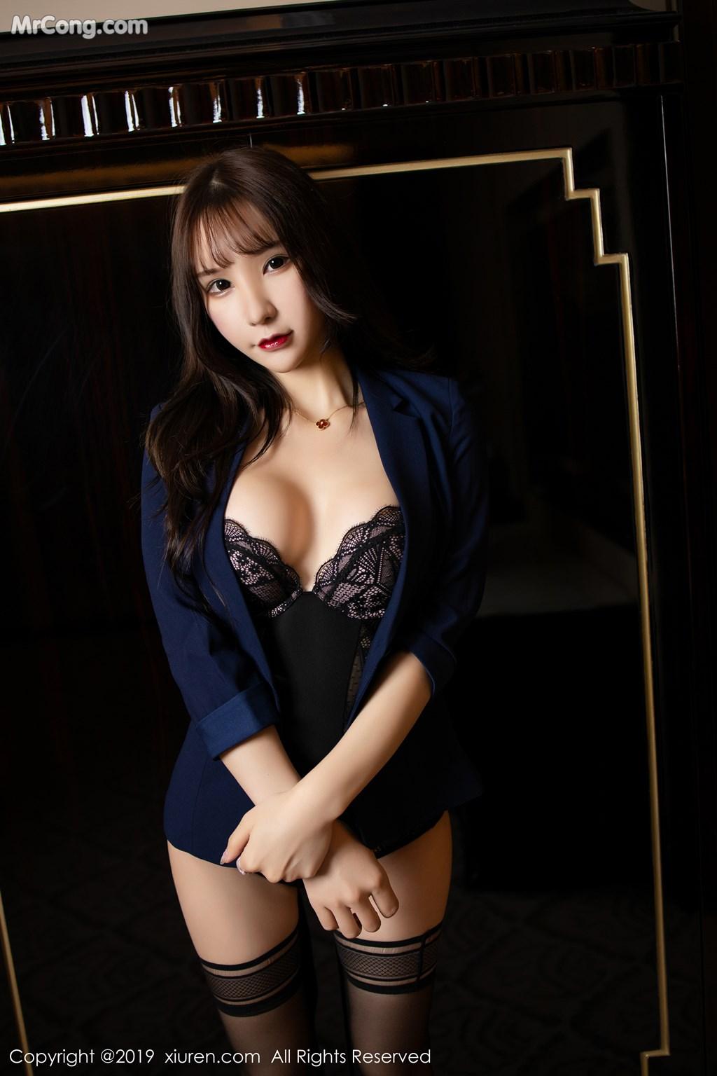 Image XIUREN-No.1680-Zhou-Yuxi-Sandy-MrCong.com-020 in post XIUREN No.1680: Zhou Yuxi (周于希Sandy) (57 ảnh)