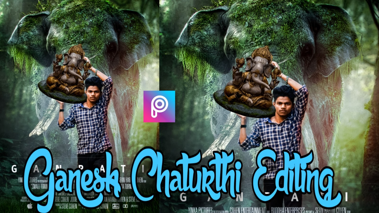 Ganesh Chaturthi Special Photo Editing Background Pngs For Picsart Photoshop Hd