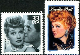 Love Lucy - Lucille Ball Set