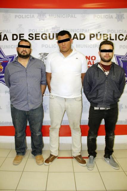 Caen sicarios del Cártel de Sinaloa, les tumban armas y explosivos