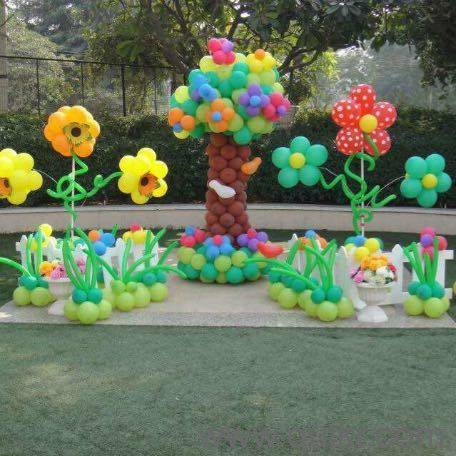 Balloon Decorations In Jaipur Wedding For Parties Balloons Decoration Hyderabad Birthday