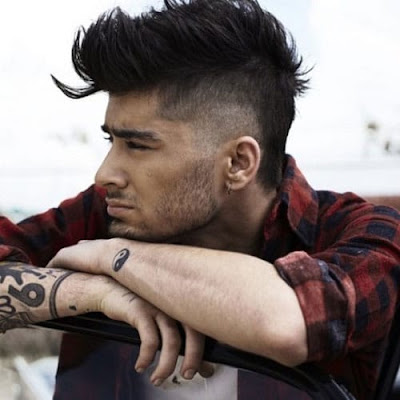 Zayn Malik haircut