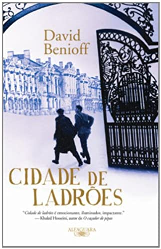 Cidade de ladrões   David Benioff