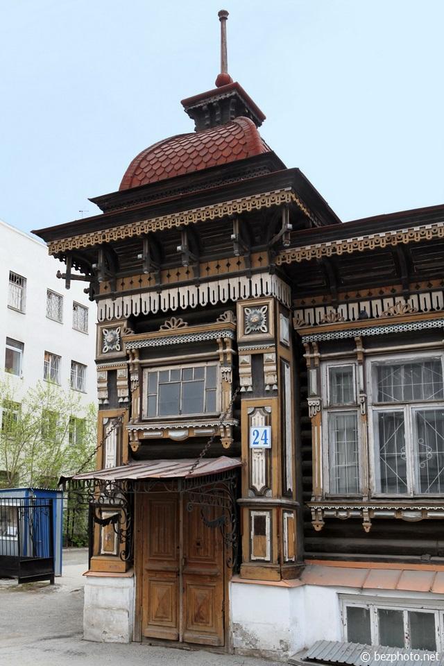 екатерибург дом дворянки селивановой