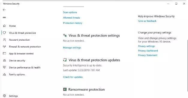 Cara Mengaktifkan Tamper Protection Windows 10-3