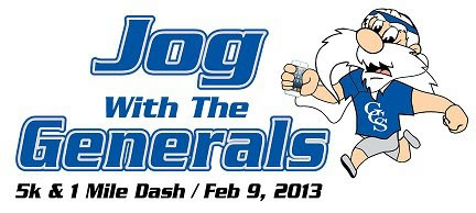 Jog With The Generals 5K