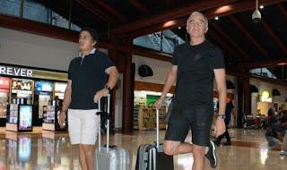Persib Libur Lebaran, Gomez dan Soler Pulang Kampung