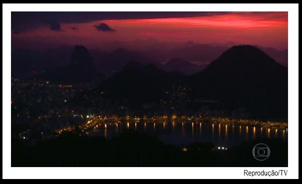 Estado do Rio de Janeiro tem dia mais frio do ano.