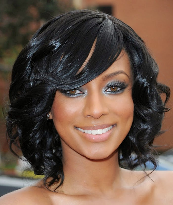 Peachy 6 Short Bob Hairstyles For Black Women Who Hairstyle Inspiration Daily Dogsangcom