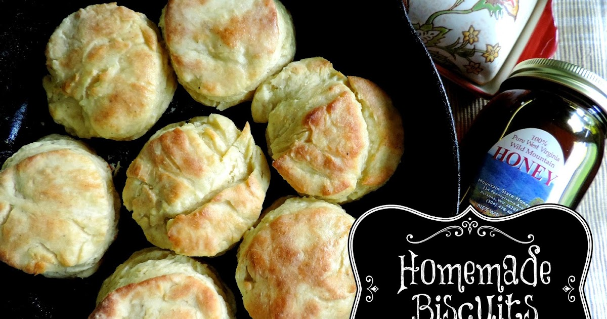 how to make simple biscuits at home
