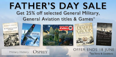 Father's Day Sale from Osprey Publishing Ltd