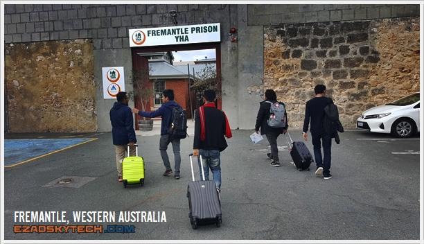 Pengalaman Menyeramkan Di Cottage Fremantle Prison YHA