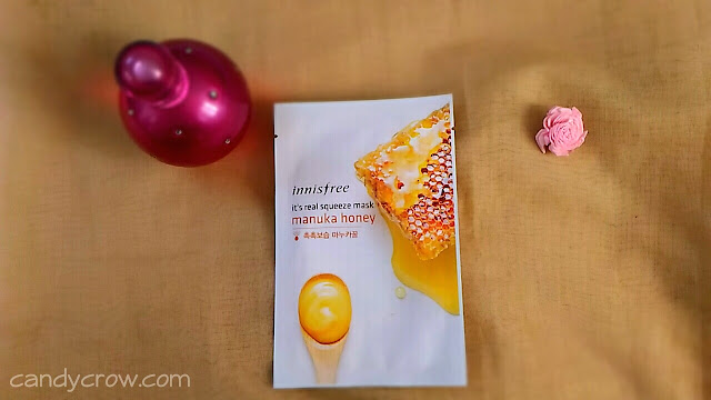 Innisfree Manuka Honey Mask: REVIEW