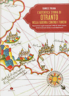"Daniele Palma's book ""The Authentic Story of Otranto in the War against the Turks"""
