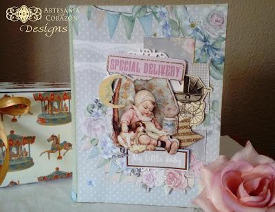 Álbum para bebé