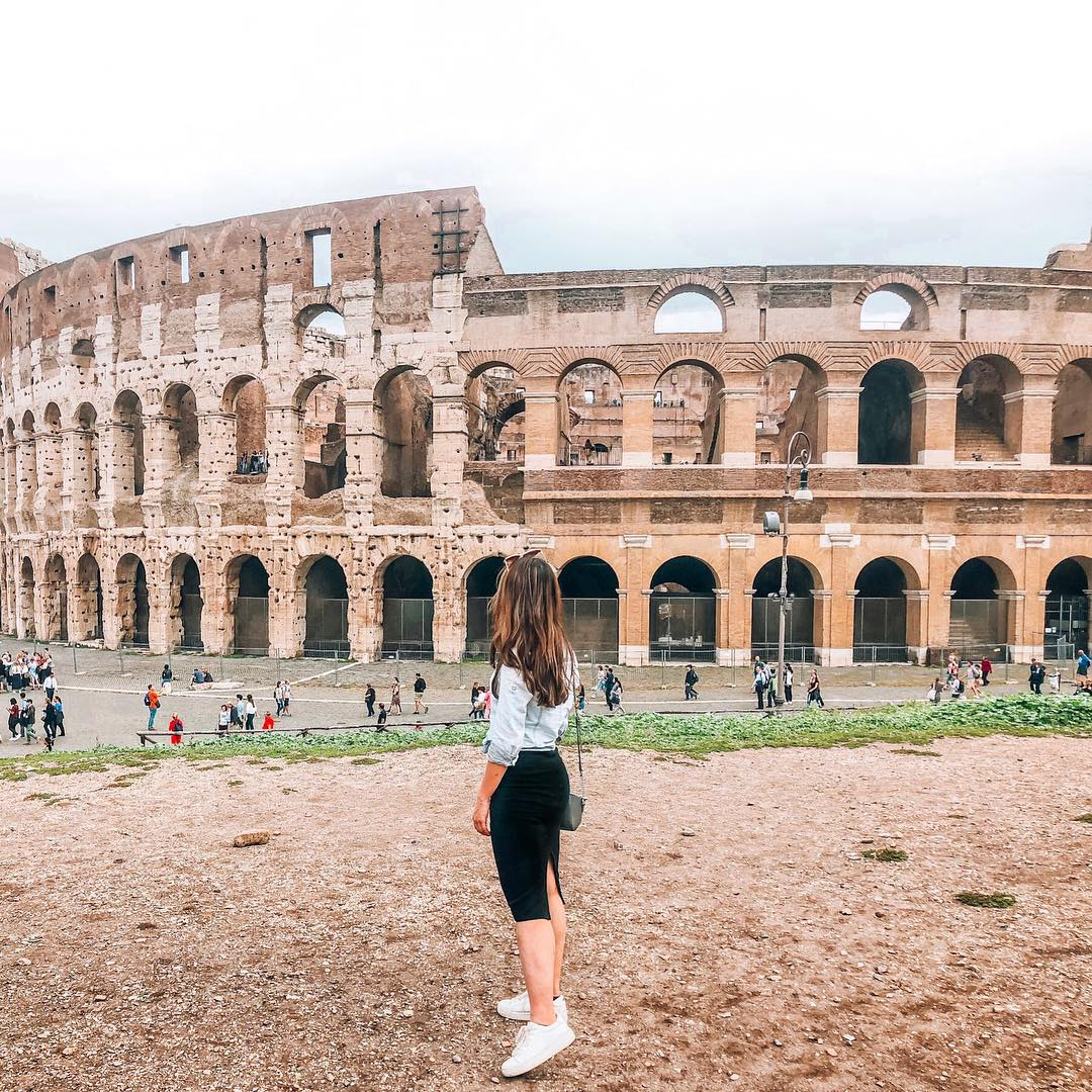 8 Ways To Bring Down Those GlobeTrotting Costs - Colosseum Rome