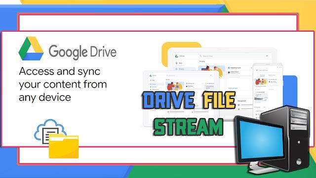 Cara menginstal dan menggunakan Google Drive File Stream di Komputer