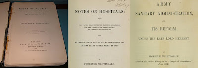 1. Notes on Nursing What It Is, and What It Is Not by Florence Nightingale, 1860