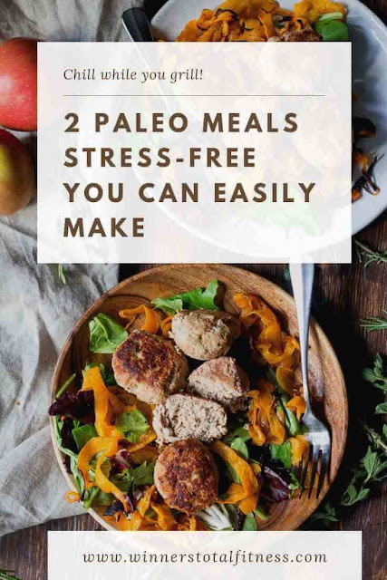 2 Paleo Meals Stress-Free You Can Make it Easy