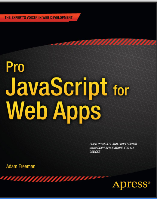 Pro Javascript For Web Apps Pdf Book Free Downloads Any