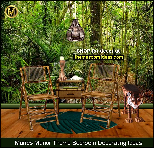 jungle bedroom jungle furniture jungle sitting room jungle mural