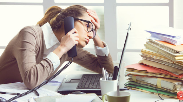 Mengatasi Stres Di lingkungan Pekerjaan
