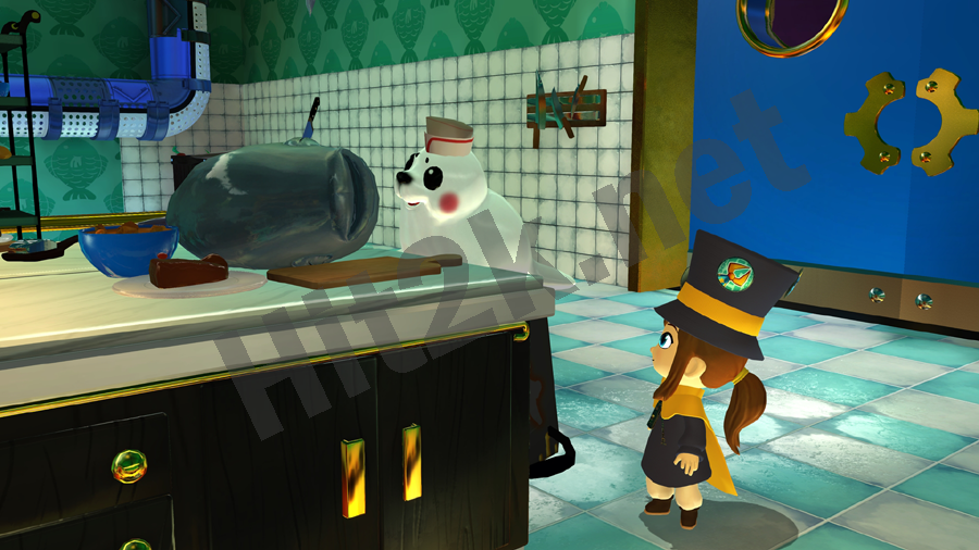 A Hat in Time Seal