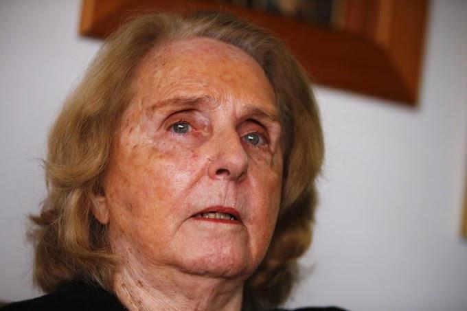 Escritora Lya Luft se recupera de infarto em Porto Alegre
