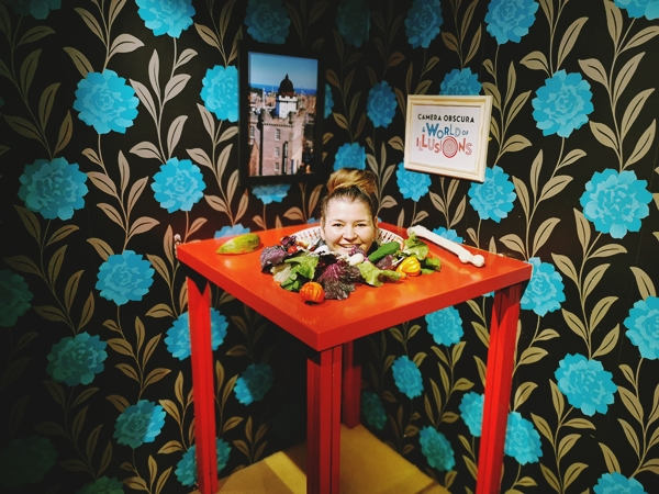 Camera Obscura and the World of Illusions