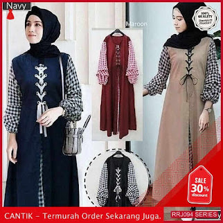 Jual RRJ094D72 Dress Soimah Dress Wanita Best Seller Terbaru BMGShop