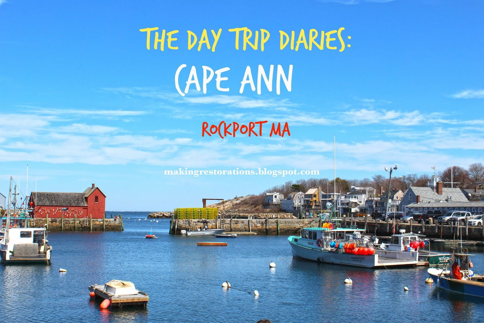 cape ann day trip