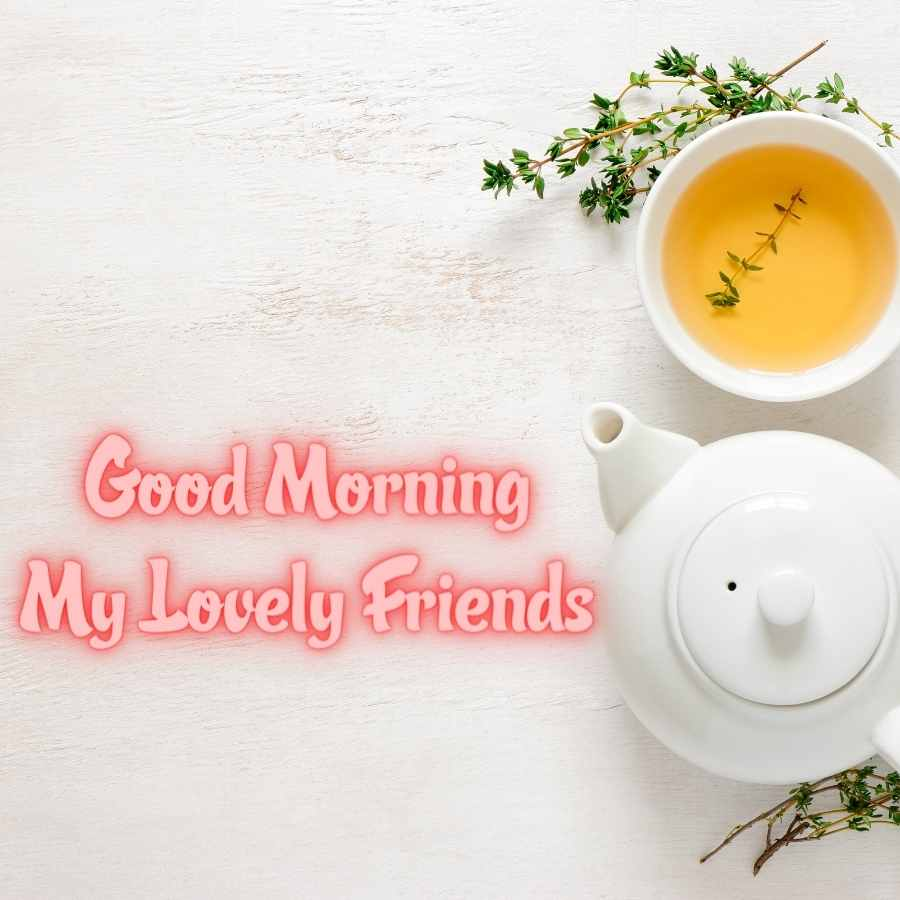 good morning images for friends cute