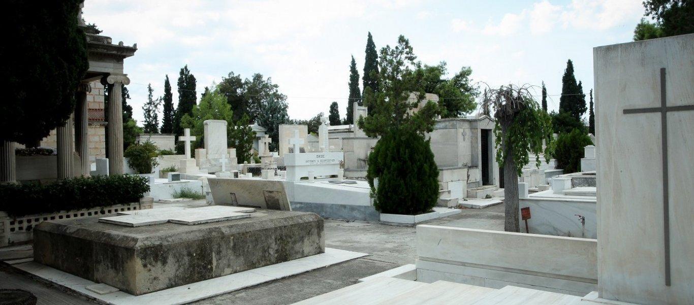 Μεσσηνία: Δείτε τι είπαν οι δράστες (Ρομά) που ξέθαψαν γυναίκα από το νεκροταφείο και την έβαλαν καθιστή