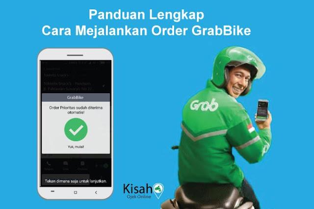 Panduan Lengkap Cara Menjalankan Order GrabBike Bagi Driver Baru