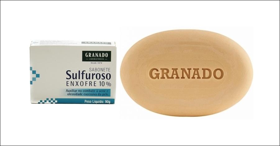Resenhas: Sabonetes de Enxofre e Sulfuroso da Granado