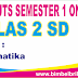 Soal UTS Matematika Online Kelas 2 ( Dua ) SD Semester 1 ( Ganjil ) - Langsung Ada Nilainya