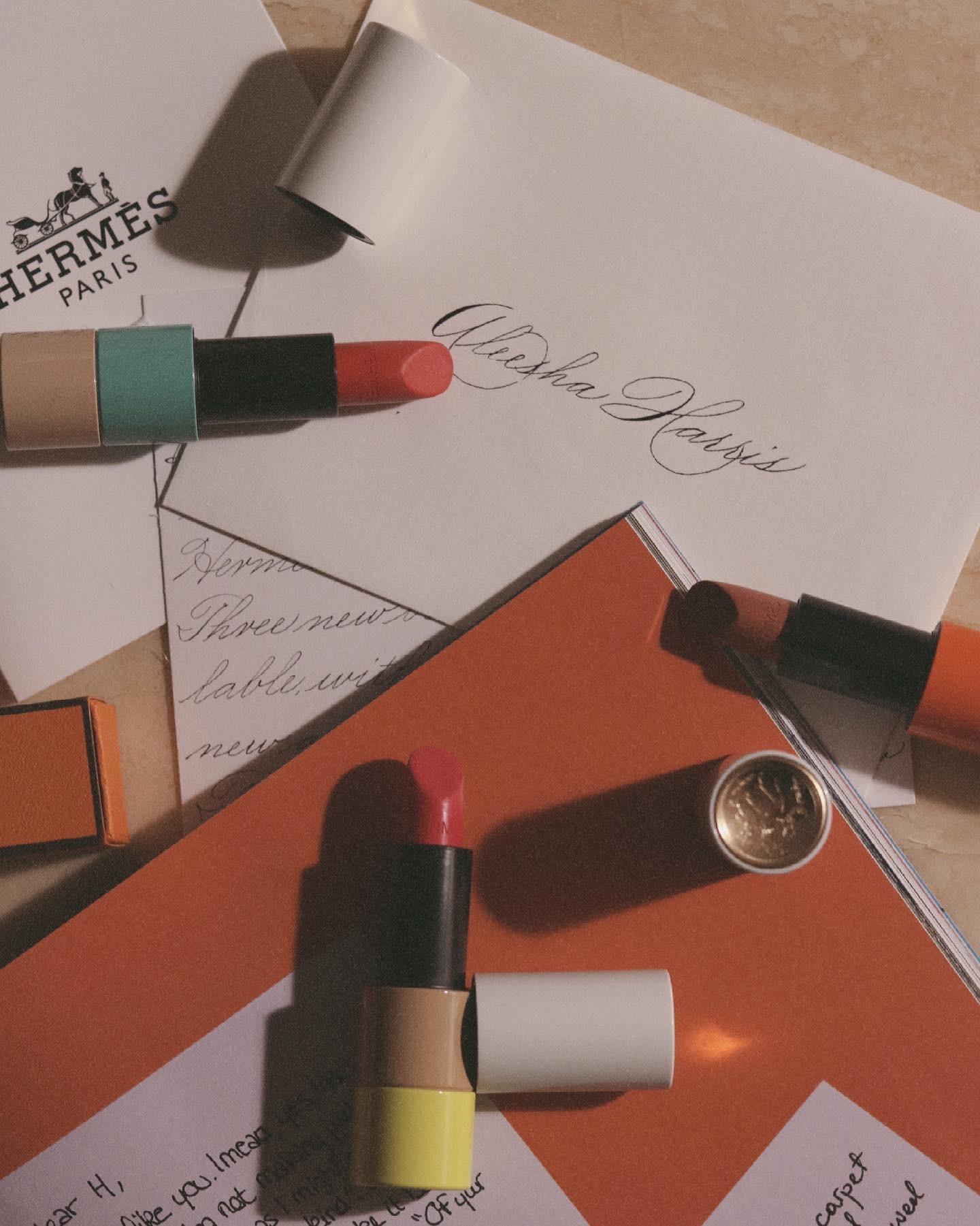 Rouge Hermès Spring 2021: A quick review
