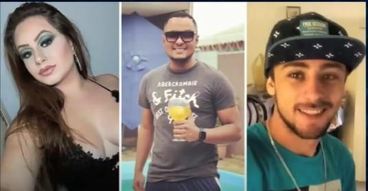 Explosão durante churrasco mata três amigos e deixa um em estado grave