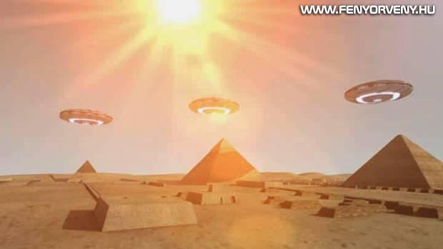 A piramisok építésének titka