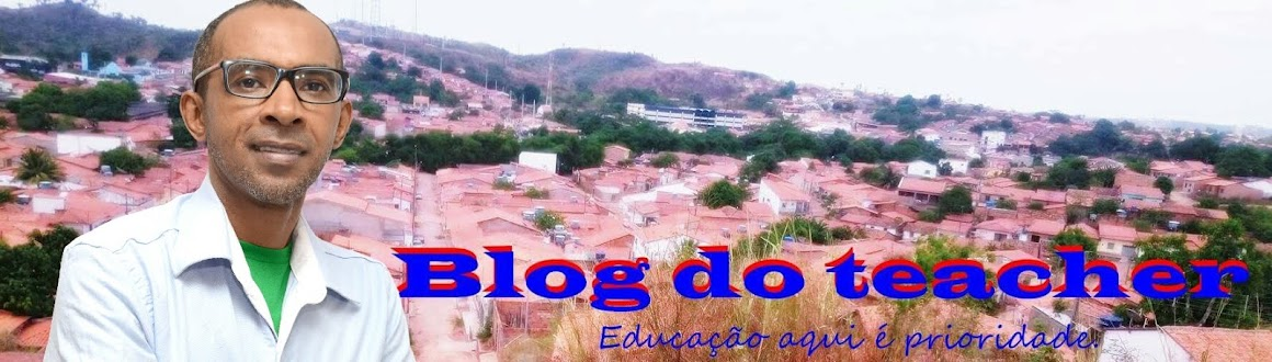 Blog do teacher