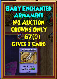 Top Ten Must-Have Wizard101 Aquila Drops! - Swordroll's Blog