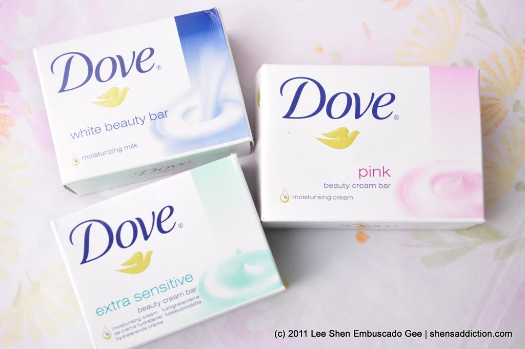 The Uncurated Life Dove Best Soap Ever And It S Not
